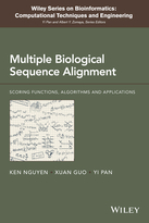 Multiple Biological Sequence Alignment: Scoring Functions, Algorithms and Applications