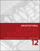 Architectural Graphic Standards, 12th Edition