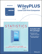 Statistics: Unlocking the Power of Data, Second Edition
