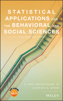 Statistical Applications for the Behavioral and Social Sciences, Second Edition