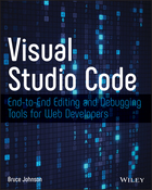 Visual Studio Code - End-to-End Editing andDebugging Tools for Web Developers
