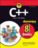 C++ All-In-One For Dummies 4th Edition