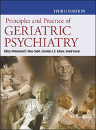 Principles and Practice of Geriatric Psychiatry 3e