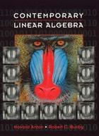 Contemporary Linear Algebra