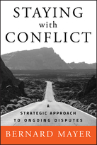 Staying with Conflict: A Strategic Approach to Ongoing Disputes