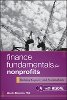 Finance Fundamentals for Nonprofits + Web site: Building Capacity and Sustainability