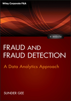 Fraud and Fraud Detection + Website: A Data Analytics Approach