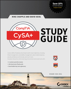 CompTIA Cybersecurity Analyst (CySA+) Study GuideExam CS0-001