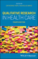 Qualitative Research in Health Care 4e