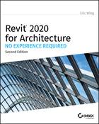 Autodesk Revit for Architecture No Experience Required 2nd Edition