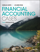 FINANCIAL ACCOUNTING CASES Third Canadian Edition