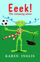Eeek! The Runaway Alien