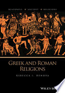Greek and Roman Religions