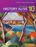 History Alive 10 Victorian Curriculum 2E learnON and Print