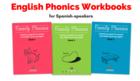 Family Phonics Workbooks