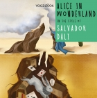 Alice in Wonderland in the style of Salvador Dali