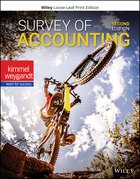 Survey of Accounting Second Edition Loose-Leaf