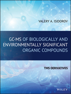 GC-MS of Biologically and EnvironmentallySignificant Organic Compounds - TMS Derivatives