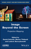 Image Beyond the Screen - Projection Mapping