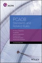 PCAOB Standards and Related Rules: 2019
