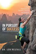 In Pursuit of Success?Overcoming Underachievement