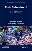 Fish Behavior 1 - Eco-ethology