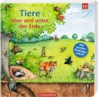 Animals On and Under the Earth