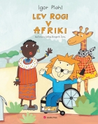 Roggie the Lion Goes to Africa