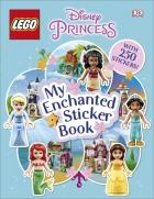 LEGO Disney Princess My Enchanted Sticker Book