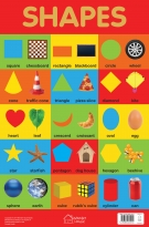 Shapes Poster A3 Size