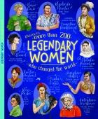 More than 120 LEGENDARY WOMEN