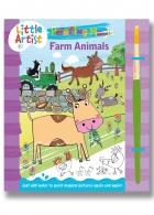 Little Artist: Painting Magic: Farm Animals