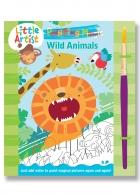 Little Artist: Painting Magic: Wild Animals