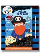 Little Artist: Surprise Reveal: Pirate's Hidden Treasure