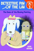 The Case of the Missing Painting (Detective Paw of the Law: Time to Read, Level 3)