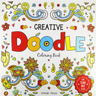Doodle Colouring Creative11x11 64pp