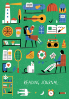 Reading Journal (green cover)