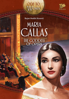 Maria Callas, the goddess of opera