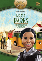Rosa Parks, the first lady of civil rights