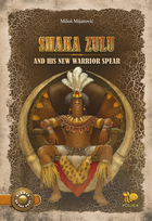 Shaka Zulu and his new warrior spear