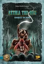 Attila the Hun, campaign against Rome