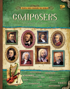 Composers, people who changed the world