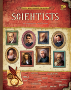 Scientists, people who changed the world