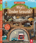 Lift and Learn: What's Under Ground?