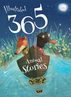Illustrated 365 Animal Stories