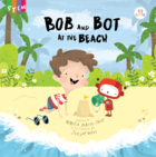 Bob and Bot at the Beach