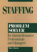 Staffing Problem Solver for Human Resource Professionals