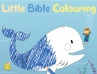 Little Bible Colouring