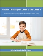 Critical Thinking for Grade 2 and Grade 3
