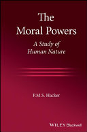 The Moral Powers: A Study of Human Nature